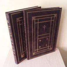 Libros de segunda mano: JAVIER CORDERO Y RICARDO J. HERNANDEZ - VELAZQUEZ, UN LOGISTICO EN LA CORTE DE FELIPE IV-2 TOMOS. Lote 98180151