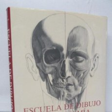 Libros de segunda mano: ESCUELA DE DIBUJO DE ANATOMIA HUMANA ANIMAL COMPARADA. ANDRAS SZUNYOGHY. GYÖRGY FEHER.. Lote 98347539