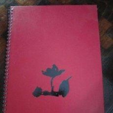 Libros de segunda mano: HUGO FONTELA. PUBLICACION DE 300 EJEMPLARES DEL AÑO 2005 EN OVIEDO. CON ACUARELAS DEL AUTOR. TAPA DU. Lote 98350919