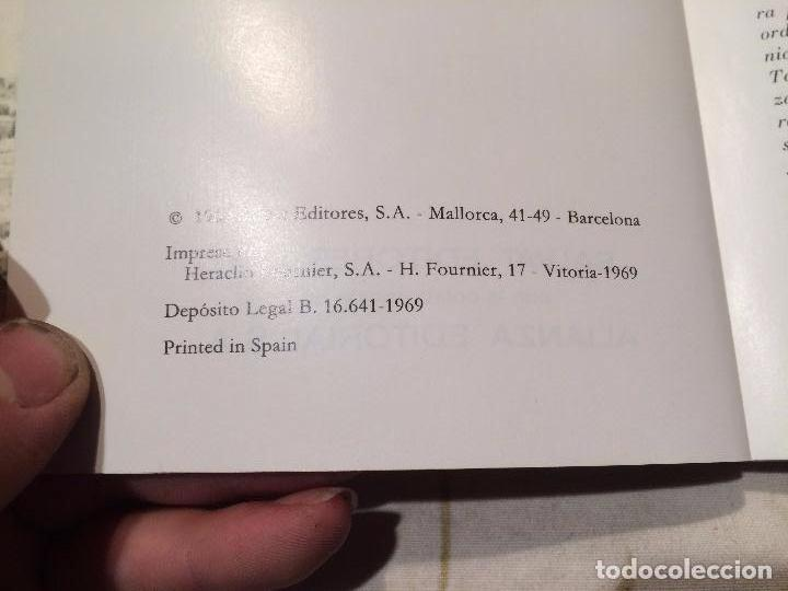 Libros de segunda mano: Antiguo libro cien obras maestras de lña pintura por M. oliver editorial Salvat año 1969 - Foto 3 - 98386363