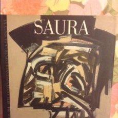 Libros de segunda mano: SAURA - GRANDES GENIOS DEL ARTE CONTEMPORANEO ESPAÑOL - BIBLIOTECA EL MUNDO. Lote 98405859