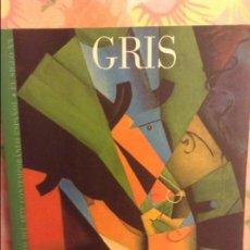 Libros de segunda mano: GRIS - GRANDES GENIOS DEL ARTE CONTEMPORANEO ESPAÑOL - BIBLIOTECA EL MUNDO. Lote 98406027