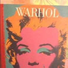 Libros de segunda mano: WARHOL - LOS GRANDES GENIOS DEL ARTE CONTEMPORANEO - BIBLIOTECA EL MUNDO. Lote 98406147