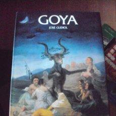 Libros de segunda mano: GOYA - JOSÉ GUDIOL - POLÍGRAFA 1984 JOSÉ GUDIOL. GOYA BARCELONA: POLÍGRAFA, 1984. Lote 98490479