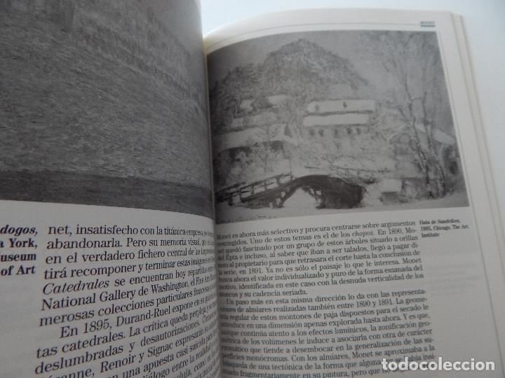 Libros de segunda mano: 37 El Arte y sus creadores. Claude Monet - Jaime Brihuega - Foto 5 - 91796860