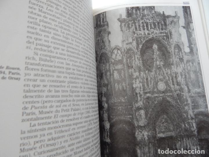 Libros de segunda mano: 37 El Arte y sus creadores. Claude Monet - Jaime Brihuega - Foto 6 - 91796860