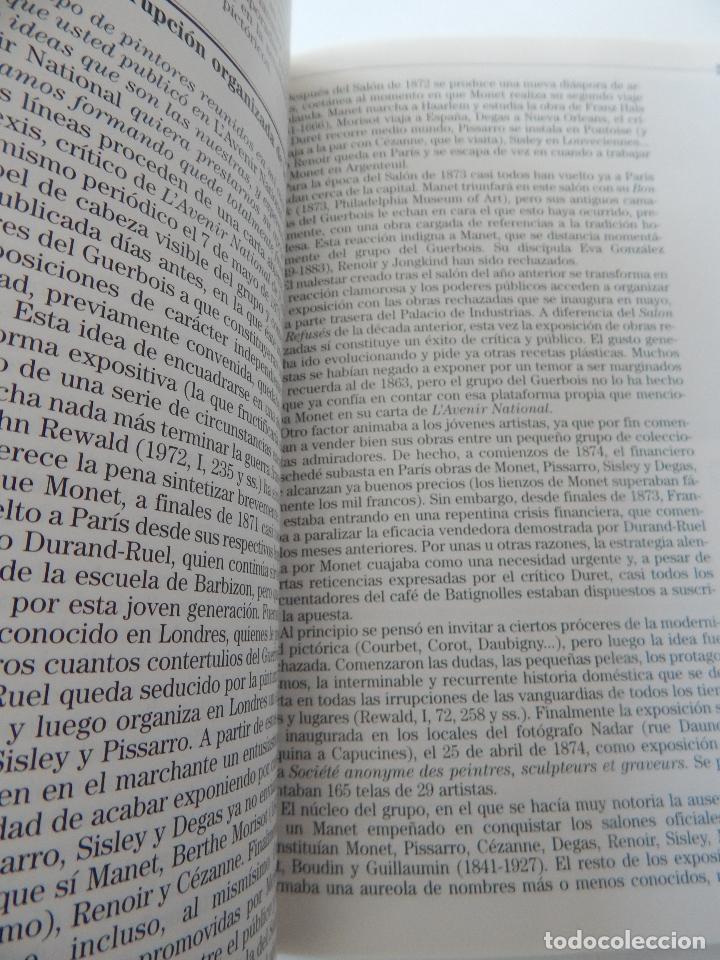 Libros de segunda mano: 37 El Arte y sus creadores. Claude Monet - Jaime Brihuega - Foto 7 - 91796860