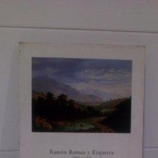 Libros de segunda mano: RAMON ROMEA Y EZQUERRA 1830 - 1907. Lote 98574559