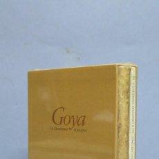 Libros de segunda mano: NUEVO ! GOYA. CUADERNO ITALIANO. Lote 98715123