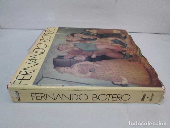 Libros de segunda mano: FERNANDO BOTERO. GERMAN ARCINIEGAS. EDITORIAL EDILERNER. 1977. VER FOTOGRAFIAS ADJUNTAS - Foto 2 - 99174707