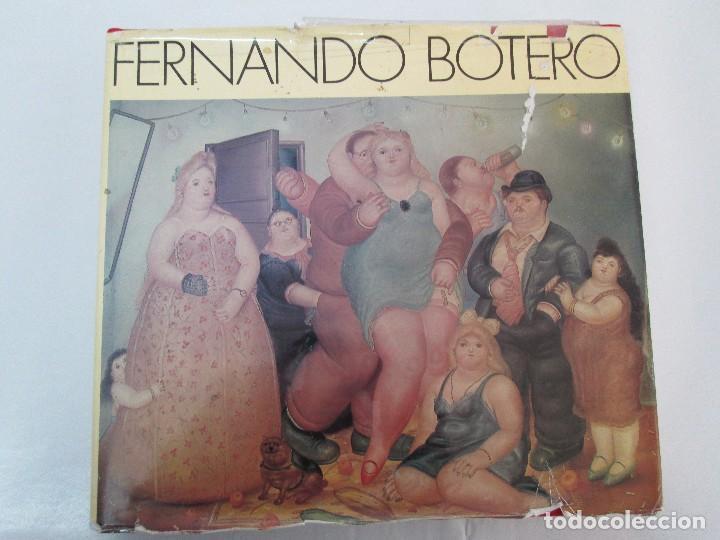 Libros de segunda mano: FERNANDO BOTERO. GERMAN ARCINIEGAS. EDITORIAL EDILERNER. 1977. VER FOTOGRAFIAS ADJUNTAS - Foto 6 - 99174707