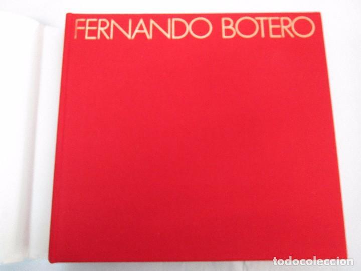 Libros de segunda mano: FERNANDO BOTERO. GERMAN ARCINIEGAS. EDITORIAL EDILERNER. 1977. VER FOTOGRAFIAS ADJUNTAS - Foto 7 - 99174707