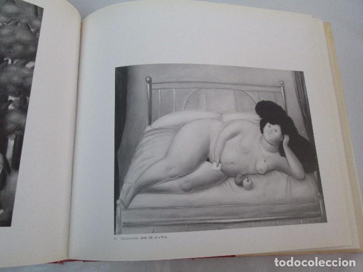 Libros de segunda mano: FERNANDO BOTERO. GERMAN ARCINIEGAS. EDITORIAL EDILERNER. 1977. VER FOTOGRAFIAS ADJUNTAS - Foto 17 - 99174707
