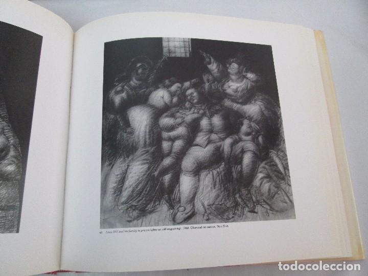 Libros de segunda mano: FERNANDO BOTERO. GERMAN ARCINIEGAS. EDITORIAL EDILERNER. 1977. VER FOTOGRAFIAS ADJUNTAS - Foto 18 - 99174707