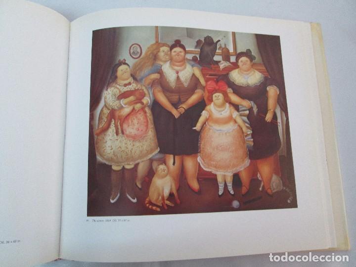 Libros de segunda mano: FERNANDO BOTERO. GERMAN ARCINIEGAS. EDITORIAL EDILERNER. 1977. VER FOTOGRAFIAS ADJUNTAS - Foto 20 - 99174707