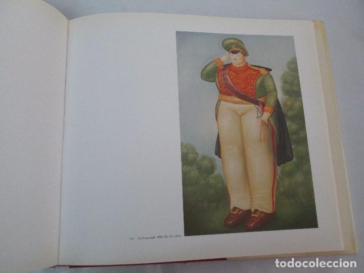 Libros de segunda mano: FERNANDO BOTERO. GERMAN ARCINIEGAS. EDITORIAL EDILERNER. 1977. VER FOTOGRAFIAS ADJUNTAS - Foto 21 - 99174707