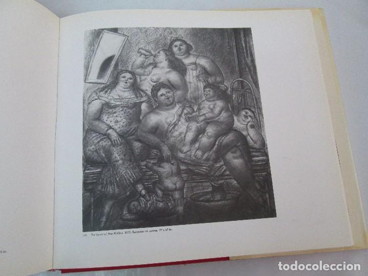 Libros de segunda mano: FERNANDO BOTERO. GERMAN ARCINIEGAS. EDITORIAL EDILERNER. 1977. VER FOTOGRAFIAS ADJUNTAS - Foto 24 - 99174707