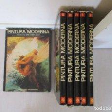 Libros de segunda mano: JOSÉ CAMÓN AZNAR (PRESENT.). PINTURA MODERNA. SEIS TOMOS. RMT83472. . Lote 99202423