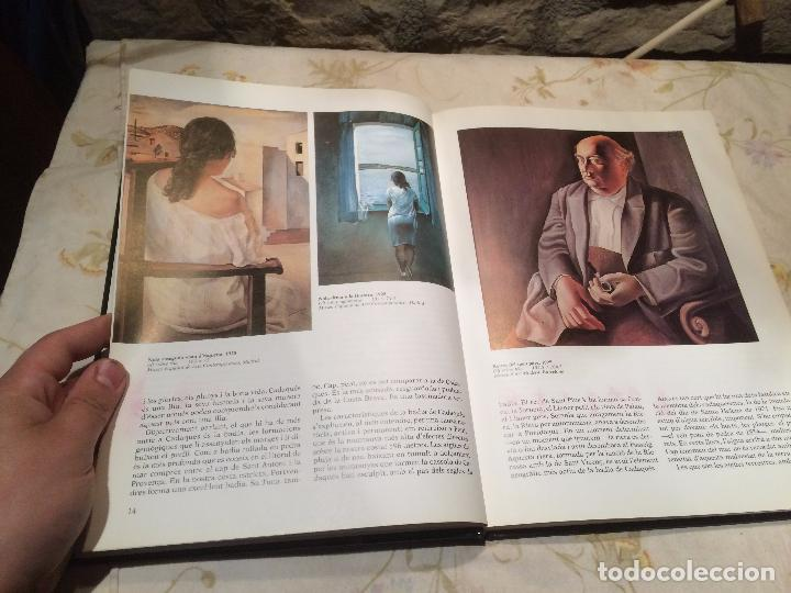 Libros de segunda mano: Antiguo libro les obres de museu por Salvador Dali y Josep Pla año 1981 - Foto 3 - 99226855