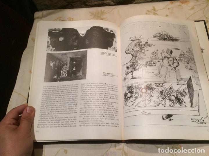Libros de segunda mano: Antiguo libro les obres de museu por Salvador Dali y Josep Pla año 1981 - Foto 5 - 99226855