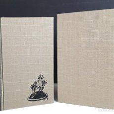 Libros de segunda mano: CINQUANTA DIBUIXANTS DE CATALUNYA QUE FORMAREN ÈPOCA. EJEMP. Nº 31. EDIT. GLOSA. 1981.. Lote 99660307