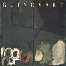 Libros de segunda mano: GUINOVART. ITINERARI 1948-1990. Lote 99754271