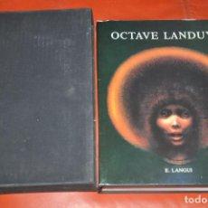 Libros de segunda mano: OCTAVE LANDUYT - E. LANGUI - 1978 - CATALOGO. Lote 99890799