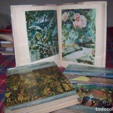 Libros de segunda mano: LA PINTURA ESPAÑOLA MODERNA Y CONTEMPORANEA. 3 TOMOS. JORGE LARCO. ED. CASTILLA. 1964. UNA JOYA!!!!. Lote 100104991