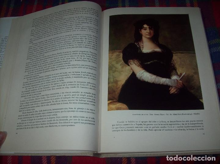 Libros de segunda mano: LA PINTURA ESPAÑOLA MODERNA Y CONTEMPORANEA. 3 TOMOS. JORGE LARCO. ED. CASTILLA. 1964. UNA JOYA!!!! - Foto 5 - 100104991