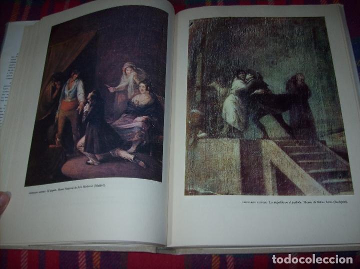 Libros de segunda mano: LA PINTURA ESPAÑOLA MODERNA Y CONTEMPORANEA. 3 TOMOS. JORGE LARCO. ED. CASTILLA. 1964. UNA JOYA!!!! - Foto 7 - 100104991