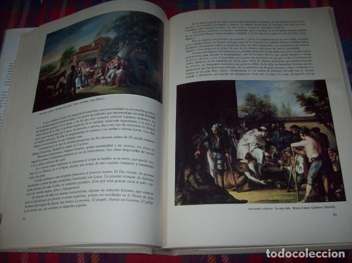 Libros de segunda mano: LA PINTURA ESPAÑOLA MODERNA Y CONTEMPORANEA. 3 TOMOS. JORGE LARCO. ED. CASTILLA. 1964. UNA JOYA!!!! - Foto 8 - 100104991
