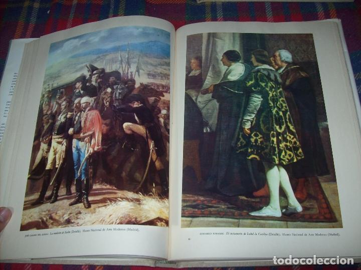 Libros de segunda mano: LA PINTURA ESPAÑOLA MODERNA Y CONTEMPORANEA. 3 TOMOS. JORGE LARCO. ED. CASTILLA. 1964. UNA JOYA!!!! - Foto 9 - 100104991