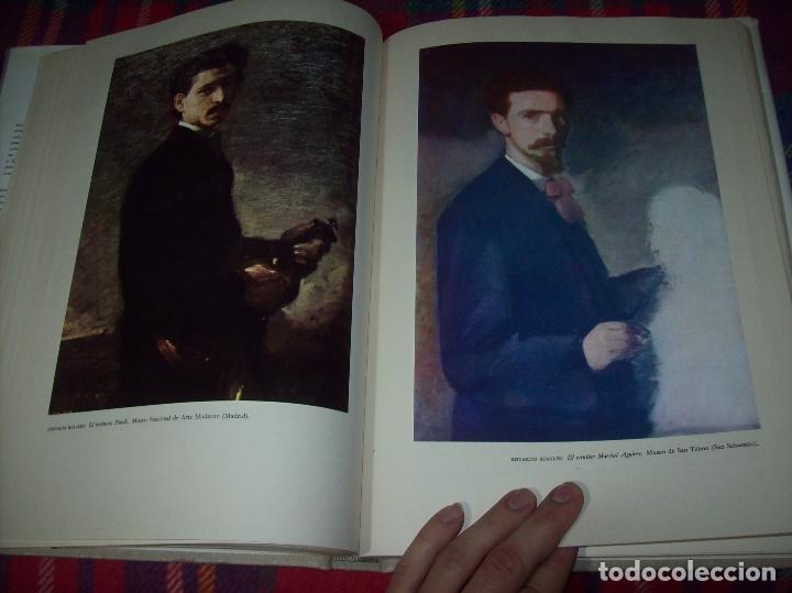 Libros de segunda mano: LA PINTURA ESPAÑOLA MODERNA Y CONTEMPORANEA. 3 TOMOS. JORGE LARCO. ED. CASTILLA. 1964. UNA JOYA!!!! - Foto 10 - 100104991
