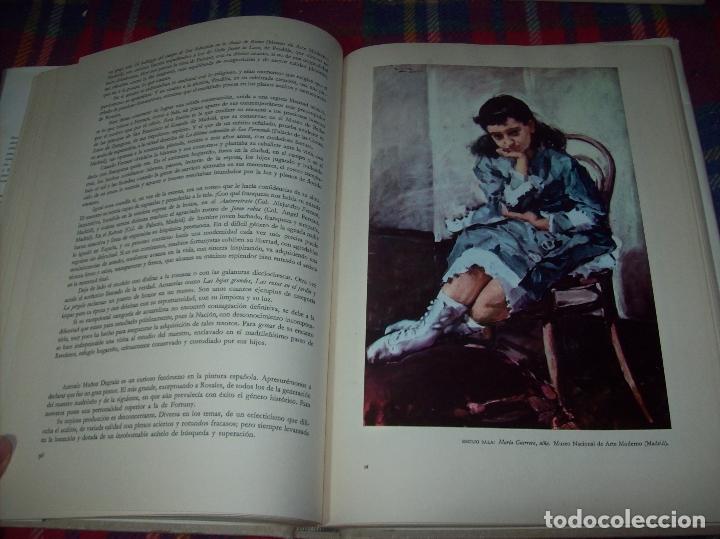 Libros de segunda mano: LA PINTURA ESPAÑOLA MODERNA Y CONTEMPORANEA. 3 TOMOS. JORGE LARCO. ED. CASTILLA. 1964. UNA JOYA!!!! - Foto 11 - 100104991