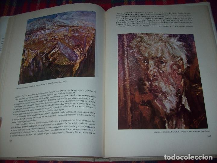 Libros de segunda mano: LA PINTURA ESPAÑOLA MODERNA Y CONTEMPORANEA. 3 TOMOS. JORGE LARCO. ED. CASTILLA. 1964. UNA JOYA!!!! - Foto 13 - 100104991