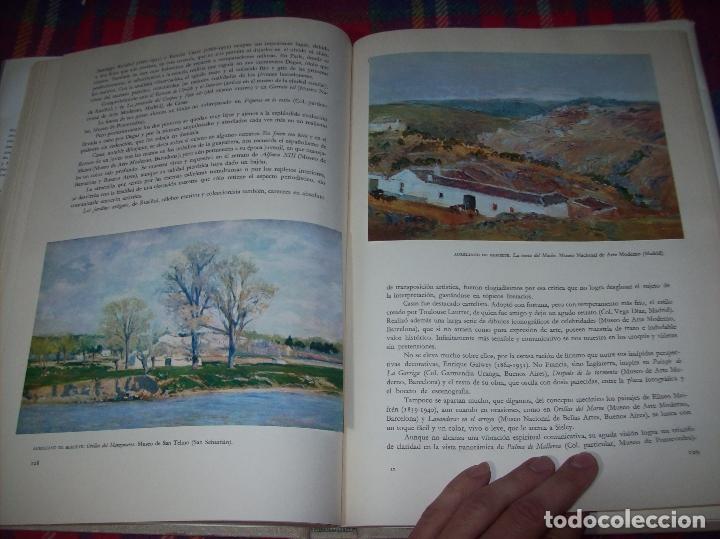 Libros de segunda mano: LA PINTURA ESPAÑOLA MODERNA Y CONTEMPORANEA. 3 TOMOS. JORGE LARCO. ED. CASTILLA. 1964. UNA JOYA!!!! - Foto 14 - 100104991