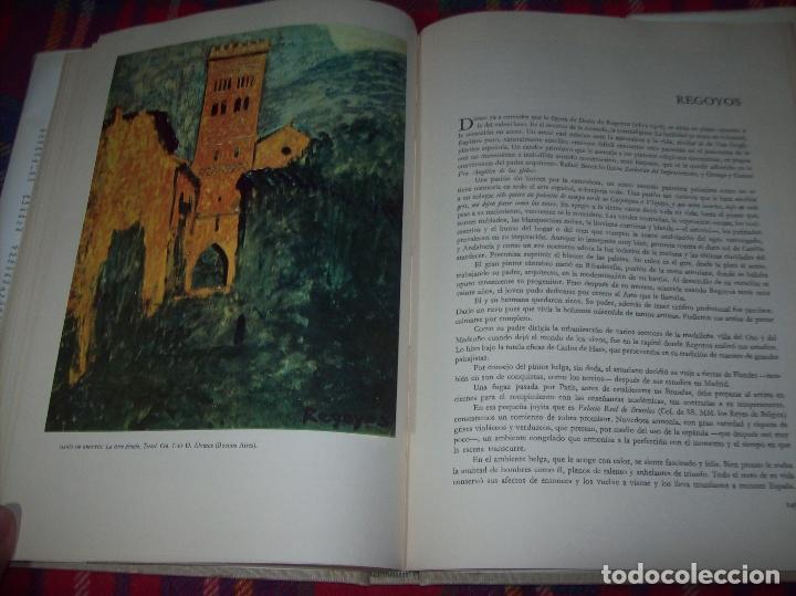 Libros de segunda mano: LA PINTURA ESPAÑOLA MODERNA Y CONTEMPORANEA. 3 TOMOS. JORGE LARCO. ED. CASTILLA. 1964. UNA JOYA!!!! - Foto 15 - 100104991