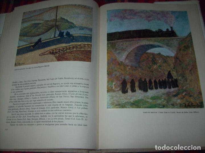 Libros de segunda mano: LA PINTURA ESPAÑOLA MODERNA Y CONTEMPORANEA. 3 TOMOS. JORGE LARCO. ED. CASTILLA. 1964. UNA JOYA!!!! - Foto 16 - 100104991