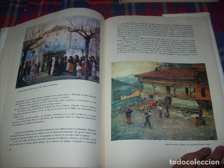 Libros de segunda mano: LA PINTURA ESPAÑOLA MODERNA Y CONTEMPORANEA. 3 TOMOS. JORGE LARCO. ED. CASTILLA. 1964. UNA JOYA!!!! - Foto 17 - 100104991