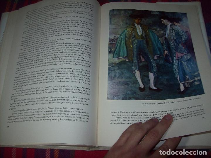 Libros de segunda mano: LA PINTURA ESPAÑOLA MODERNA Y CONTEMPORANEA. 3 TOMOS. JORGE LARCO. ED. CASTILLA. 1964. UNA JOYA!!!! - Foto 18 - 100104991