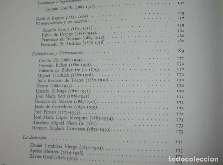 Libros de segunda mano: LA PINTURA ESPAÑOLA MODERNA Y CONTEMPORANEA. 3 TOMOS. JORGE LARCO. ED. CASTILLA. 1964. UNA JOYA!!!! - Foto 24 - 100104991