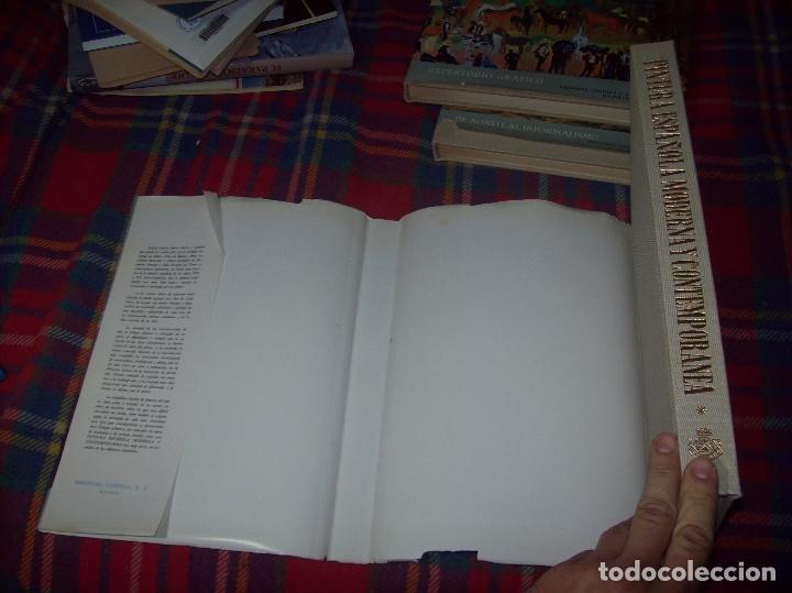 Libros de segunda mano: LA PINTURA ESPAÑOLA MODERNA Y CONTEMPORANEA. 3 TOMOS. JORGE LARCO. ED. CASTILLA. 1964. UNA JOYA!!!! - Foto 29 - 100104991