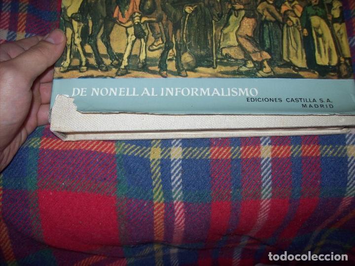 Libros de segunda mano: LA PINTURA ESPAÑOLA MODERNA Y CONTEMPORANEA. 3 TOMOS. JORGE LARCO. ED. CASTILLA. 1964. UNA JOYA!!!! - Foto 32 - 100104991