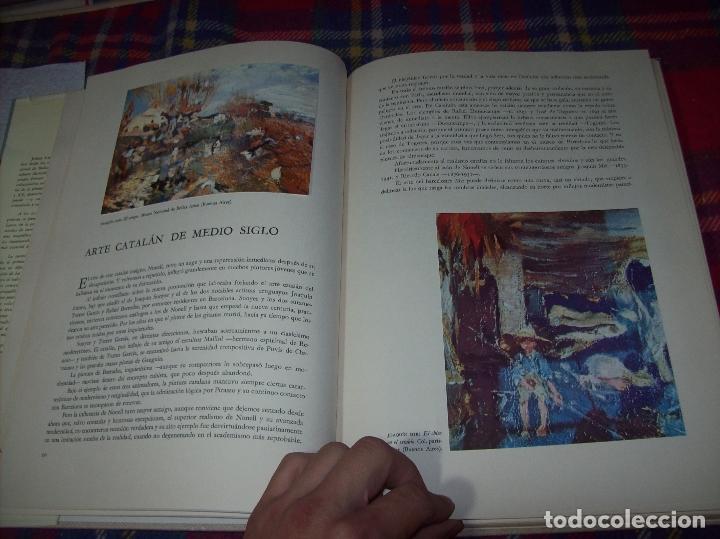 Libros de segunda mano: LA PINTURA ESPAÑOLA MODERNA Y CONTEMPORANEA. 3 TOMOS. JORGE LARCO. ED. CASTILLA. 1964. UNA JOYA!!!! - Foto 34 - 100104991