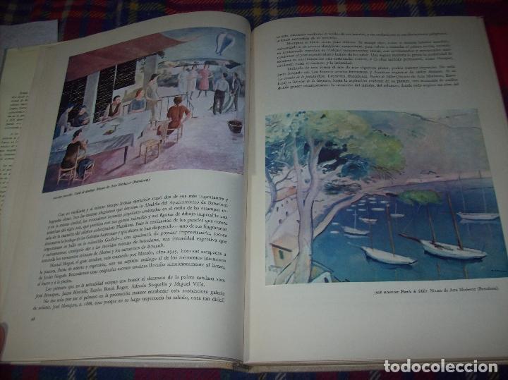 Libros de segunda mano: LA PINTURA ESPAÑOLA MODERNA Y CONTEMPORANEA. 3 TOMOS. JORGE LARCO. ED. CASTILLA. 1964. UNA JOYA!!!! - Foto 35 - 100104991
