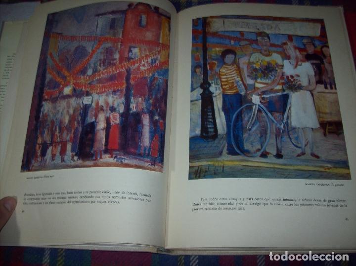 Libros de segunda mano: LA PINTURA ESPAÑOLA MODERNA Y CONTEMPORANEA. 3 TOMOS. JORGE LARCO. ED. CASTILLA. 1964. UNA JOYA!!!! - Foto 36 - 100104991