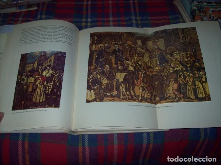 Libros de segunda mano: LA PINTURA ESPAÑOLA MODERNA Y CONTEMPORANEA. 3 TOMOS. JORGE LARCO. ED. CASTILLA. 1964. UNA JOYA!!!! - Foto 38 - 100104991