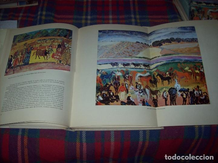 Libros de segunda mano: LA PINTURA ESPAÑOLA MODERNA Y CONTEMPORANEA. 3 TOMOS. JORGE LARCO. ED. CASTILLA. 1964. UNA JOYA!!!! - Foto 39 - 100104991