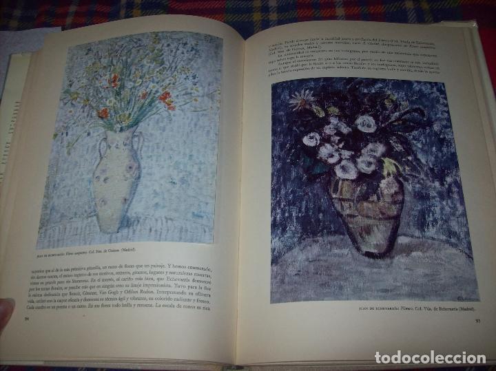 Libros de segunda mano: LA PINTURA ESPAÑOLA MODERNA Y CONTEMPORANEA. 3 TOMOS. JORGE LARCO. ED. CASTILLA. 1964. UNA JOYA!!!! - Foto 41 - 100104991