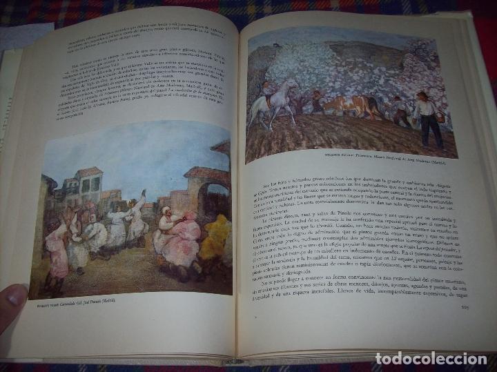 Libros de segunda mano: LA PINTURA ESPAÑOLA MODERNA Y CONTEMPORANEA. 3 TOMOS. JORGE LARCO. ED. CASTILLA. 1964. UNA JOYA!!!! - Foto 42 - 100104991